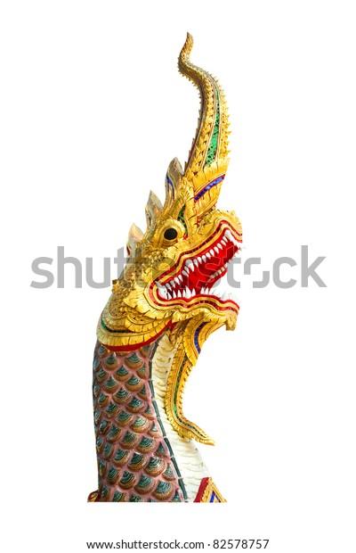 Dagon Art Thai Stock Photo (Edit Now) 82578757
