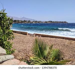 Dahab, on the Gulf of Aqaba, Sinai peninsula, Egypt.