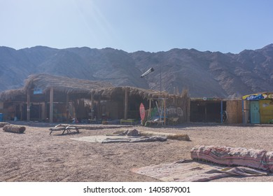 Dahab ,South Sinai / Egypt- January 11th 2019 Amazing moments in that perfect place You can find here hundreds of a beautiful beaches that combined with an amazing desert and mountains scenery.