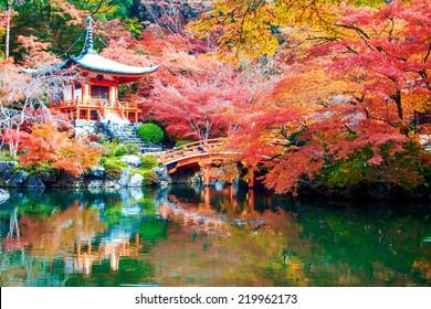 Daigo-ji is a Shingon Buddhist temple in Fushimi-ku for adv or others purpose use