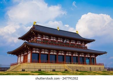DAIGOKU-DEN Heijo-Kyo NARA JAPAN