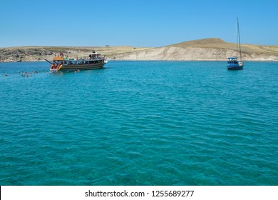 Daily Boat Trips in Ayvalik, Balikesir, Turkey