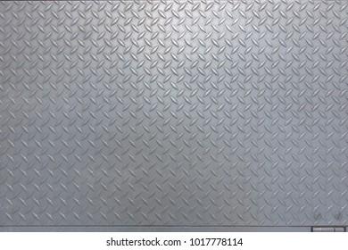 daimond steel industrial surface pattern