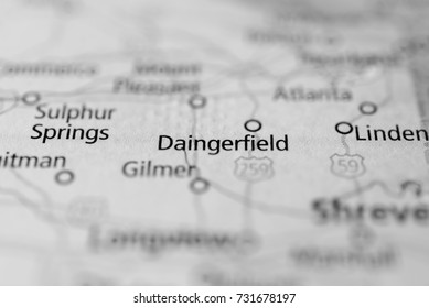 Daingerfield, Texas.