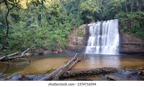 Dait Waterfall is the Paradise of West Borneo, a place away from the bustle of the city