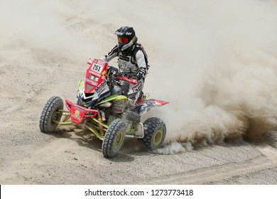 Dakar Rally 2018. Peru, Bolivia, Argentina. From Lima to Cordoba. 6/20 Jenuary 2018. Nelson Sanabria, Paraguay.