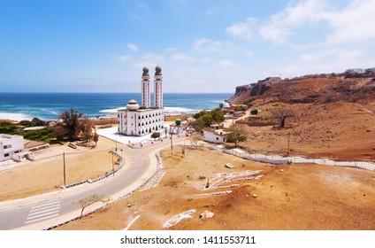 Dakar, Senegal, Africa - Mosque of the Divinity (Mosquée de la Divinité)