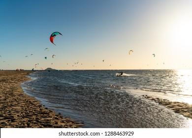 Dakhla Morocco Kitesurfing