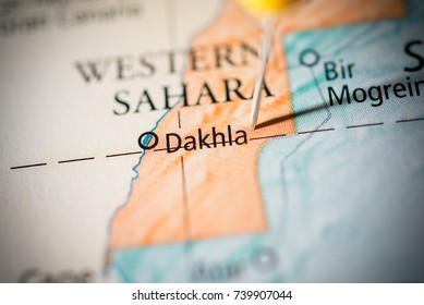 Dakhla, Western Sahara.