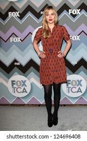 Dakota Johnson at the FOX Winter TCA All-Star Party 2013, Langham Huntington Hotel, Pasadena, CA 01-08-13