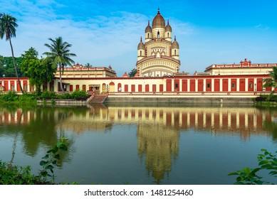 The Dakshineswar Kali Temple was founded around the middle of the 19th century by Rani Rashmoni.