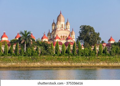 Dakshineswar Kali Temple is a Hindu temple located in Kolkata, India. The presiding deity of the temple is Bhavatarini, an aspect of Kali.