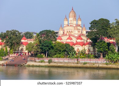 Dakshineswar Kali Temple is a Hindu temple located in Kolkata, India