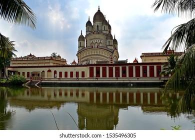 Dakshineswar Kali temple, Kolkata, India.