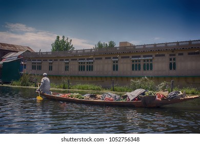Dal Lake of Srinagar