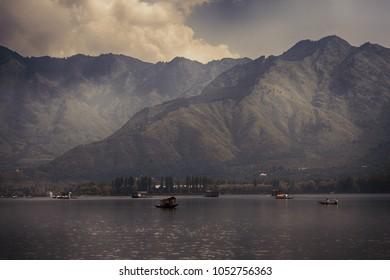 Dal Lake of Srinagar