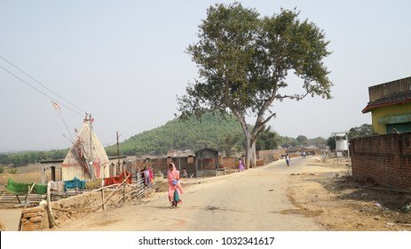 Daldali Village Rural India
