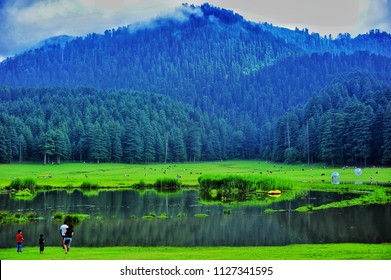 Dalhousie Haven Khajjiar Lake