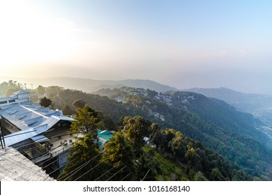Dalhousie Himachal Pradesh - An abstract view of the natural beauty around Dalhousie, Himachal Pradesh, India, Asia.