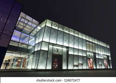 462d223d2fc5 DALIAN-CHINA-NOV. 7. Louis Vuitton routinely ranks among the most admired
