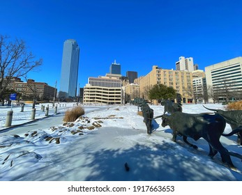 Dallas and almost all the cities in north Texas are suffering from an unexpected huge amount of snow. It's so cold ,so hard to drive.besides that, a lack of power. 02.15.2021 , dallas.