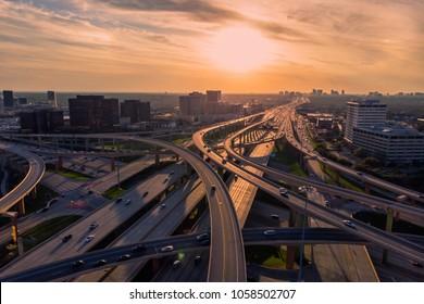 Dallas Texas Highways 2