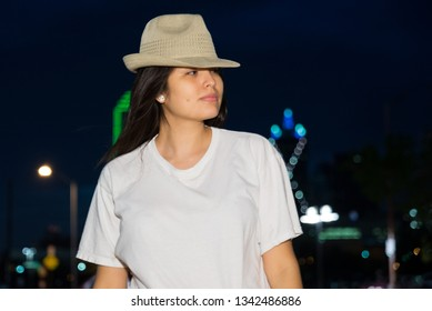 fc05b507 45 hispanic woman wearing fedora hat stock photos, vectors, and  illustrations are available royalty-free. See hispanic woman wearing fedora  hat ...