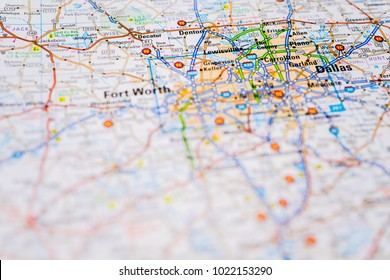 Texas Road Map Images, Stock Photos & Vectors | Shutterstock