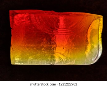 Dalle de Verre Glass Slab Stained Color Glass Block