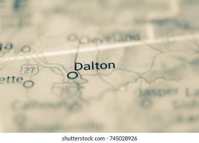 Dalton, Georgia, USA.