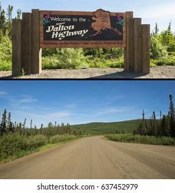 Dalton Highway - Alaska
