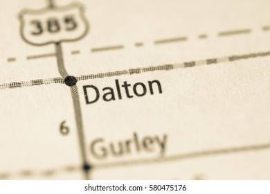 Dalton. Nebraska. USA