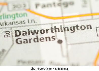 Dalworthington Gardens. Texas. USA