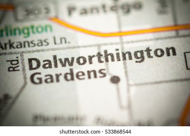 Dalworthington Gardens. Texas. USA