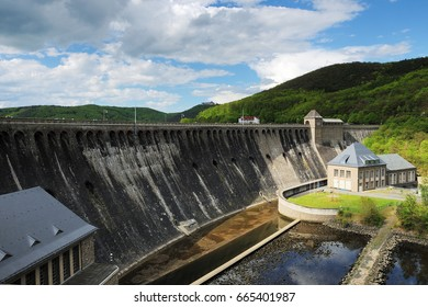 Dam of the Edersee