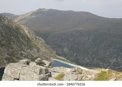 Dam Karagiol, located in the Rila Mountains