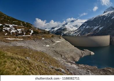 Dam Kolbrein in Austria