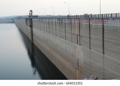 dam in thailand