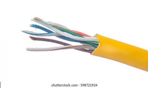 Broken Wires Images, Stock Photos & Vectors | Shutterstock