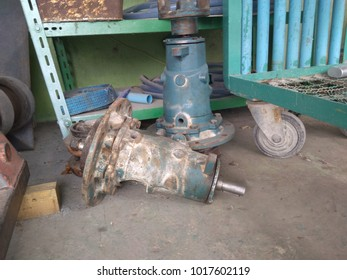 damage water pump