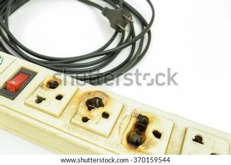 Electrical Receptacle Strip