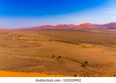Damaraland in Namibia beautiful desolation