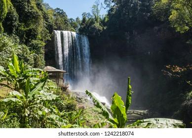 Dambri waterfall, Vietnam
