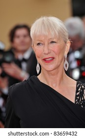 """Dame Helen Mirren  at the premiere of """"Robin Hood"""" the opening film at the 63rd Festival de Cannes. May 12, 2010  Cannes, France Picture: Paul Smith / Featureflash"""