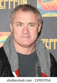 Damien Hirst at the Led Zeppelin Celebration Day DVD screening launch held at Hammersmith Apollo London. 12/10/2012 Picture by: Henry Harris