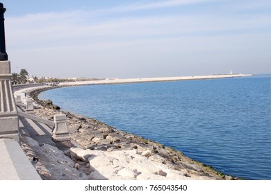 Dammam, Saudi Arabia, Corniche park in the city of Dammam, Saudi Arabia