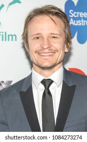 Damon Herriman attends 6th Annual Australians in Film Awards Gala at NeueHouse Hollywood, Los Angeles, California on October 18th 2017