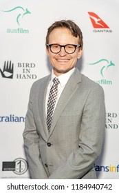 Damon Herriman attends Bird In Hand Presents The 10th Anniversary Heath Ledger Scholarship at Chateau Marmont, West Hollywood, California on September 20th, 2018