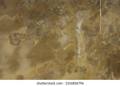 a damp basement wall as a background