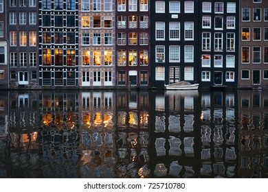 Damrak, located in the heart of Amsterdam's red light district is one of the major tourist destinations of the city.